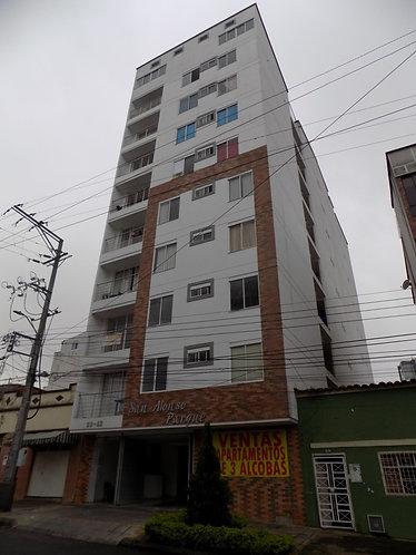 VENDO APARTAMENTO EN EDIF SAN ALONSO PARQUE EN BUCARAMANGA - 90001