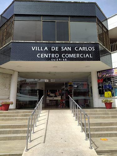 Se Arrienda Local en CC villa de San Carlos Piedecuesta Cod-80132