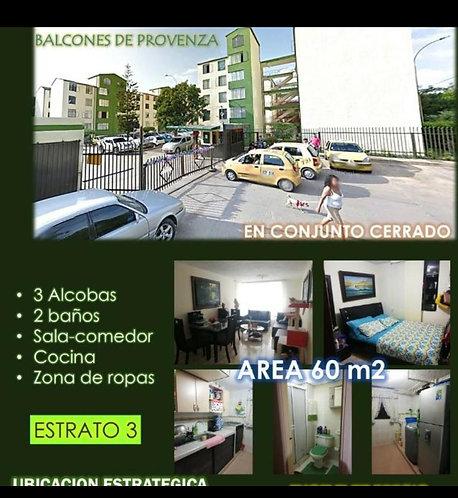 Se Vende Apartamento en Porvenir Cod-90010