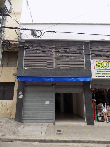 Se Arrienda Local comercial en el Centro Cod-80122