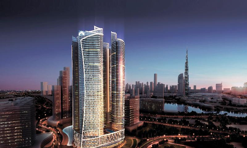 Paramount Hotel Dubai *****