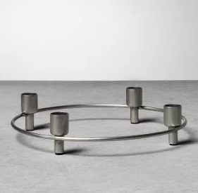 Candelabra Pewter - Hearth & Hand™ with Magnolia