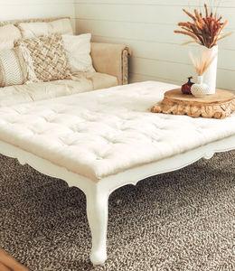 Marvelous Diy Tufted Ottoman Ncnpc Chair Design For Home Ncnpcorg