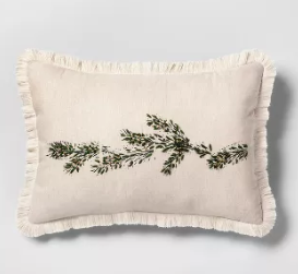 Throw Pillow - Branch - Hearth & Hand™ with Magnolia
