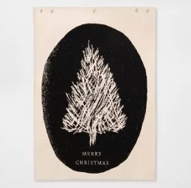 Wall Tapestry Fabric Tree - Hearth & Hand™ with Magnolia
