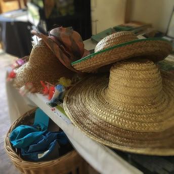 Les chapeaux indispensables