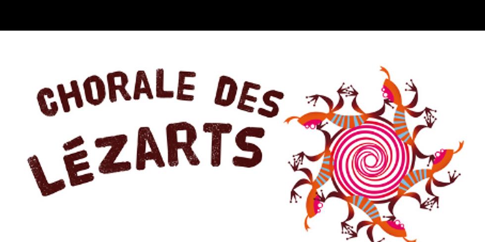 Chorale des LézArts de Saint-Senoux à 13h30 - gratuit