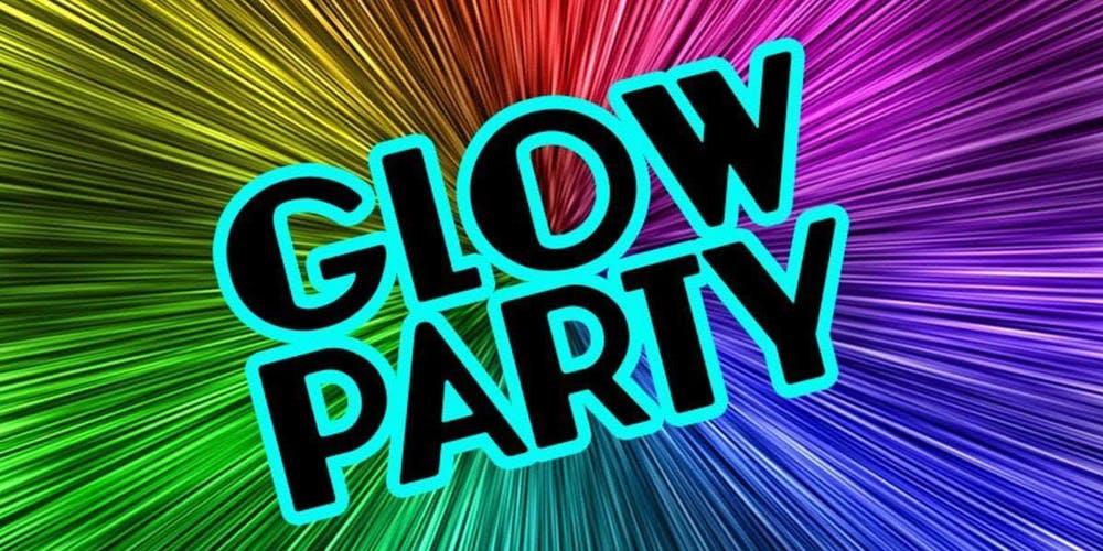 Mardi Gras Glow Party