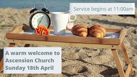 Sunday Service - 10th May