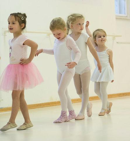 Gyermek balett óra a Balett Akadémia Budapestben