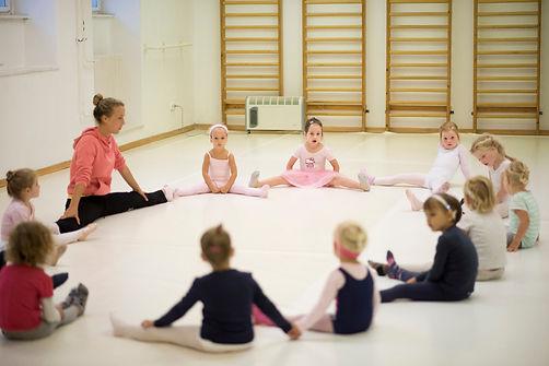 Balett oktatás a Balett Akadémia Budapestben