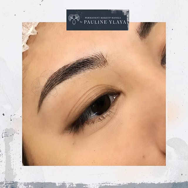 Hyperreal Brow Embroidery (6D)