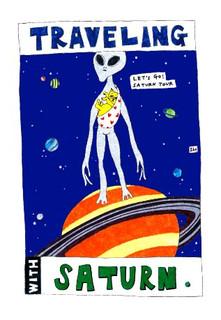 土星ツアーにでかけよう!