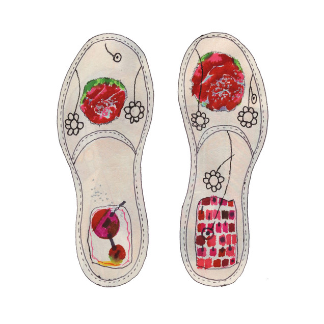 chic slippers