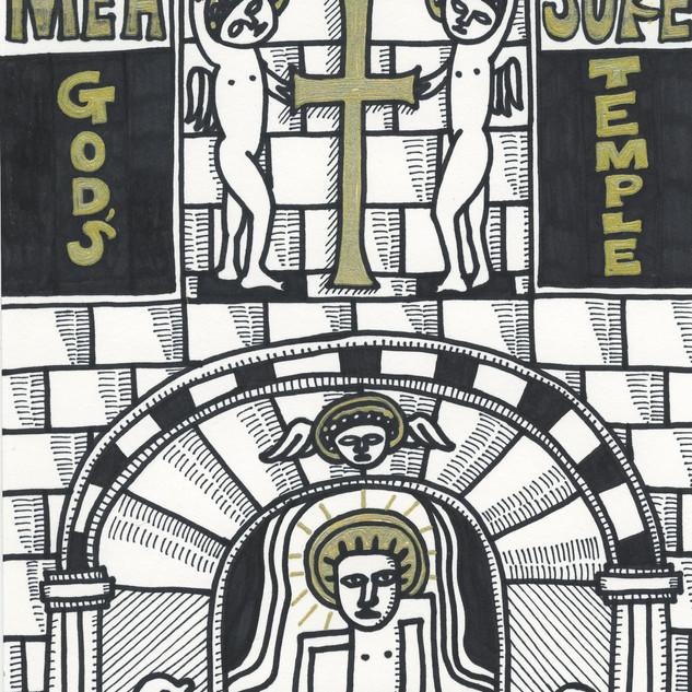 Measure Gods Temple