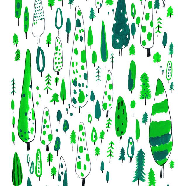 LongTreeForest