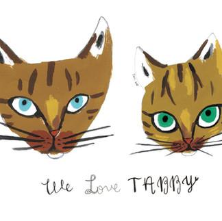 W eLove Tabby.