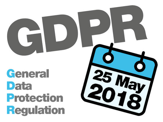 GDPR - What does it mean for you and for us?