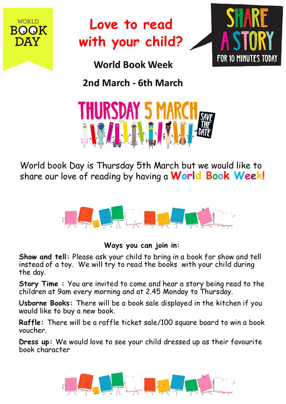 World Book Week 2020