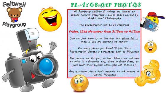 Playgroup Photos
