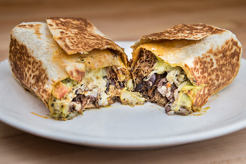 Virtual Burrito!