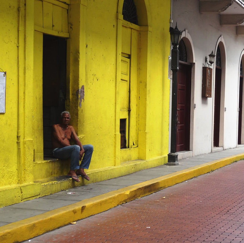 Old Town Panama 1