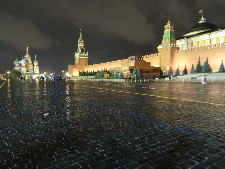 Cruising the Imperial Waterways of Russia
