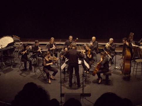 Tournage du jour : Captation de concert de musique classique