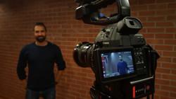 Making-off tournage