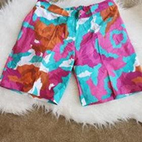 Rose Petal Shorts