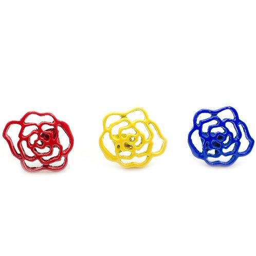 Rose Starlet Shimmer Earrings