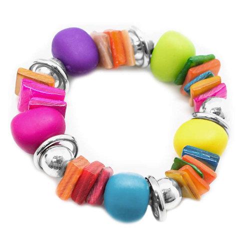 Colorful Starlet Shimmer Bracelets