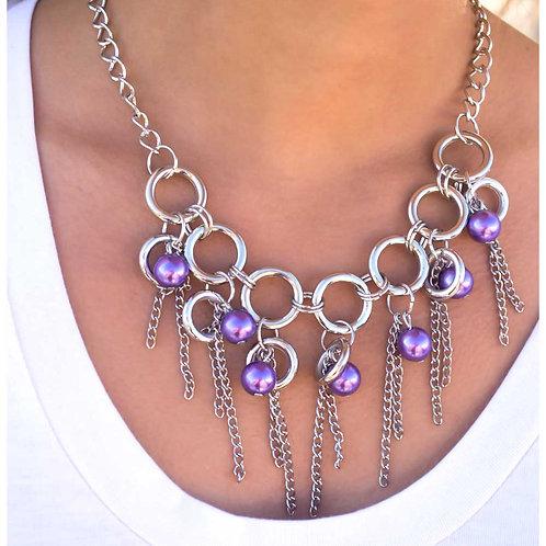 Lightly Tasseled Purple