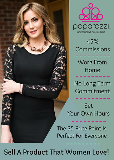 Paparazzi Accessories Work from Home