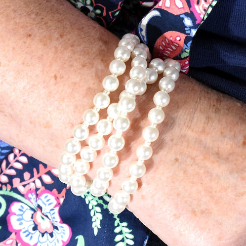 Pampered in Pearls