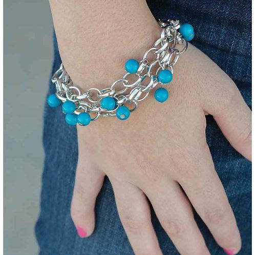 Links of Luxury Blue