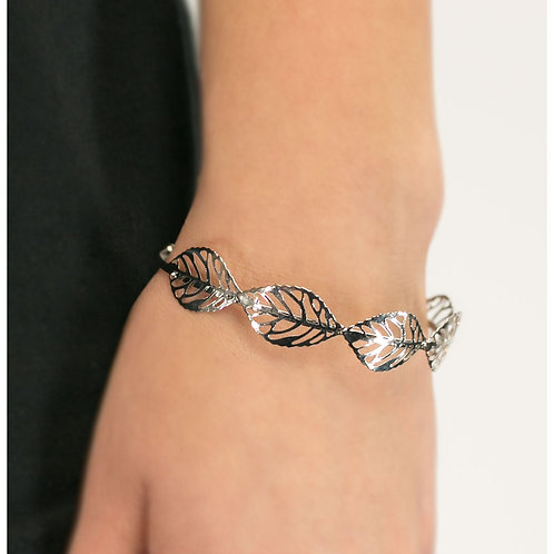 Autumn Leaves Silver
