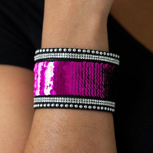 MERMAIDS Have More Fun Pink/Black