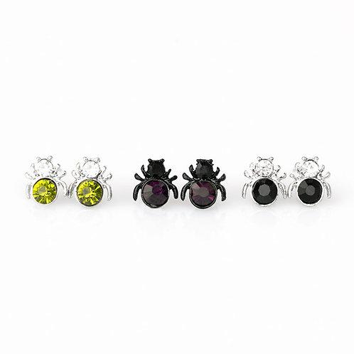 Spider Starlet Shimmer Earrings