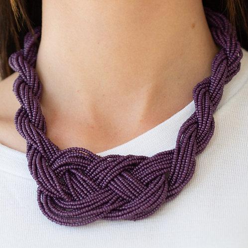 A Standing Ovation Purple