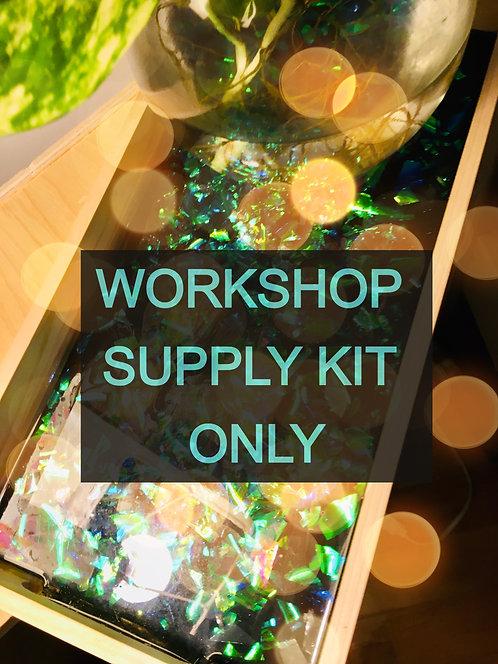 Epoxy Workshop - Confetti/Glitter Tray