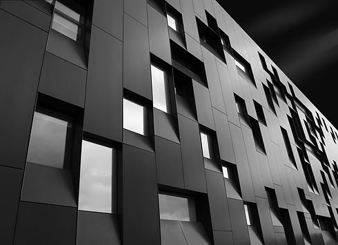 low-angle-shot-creative-modern-building-