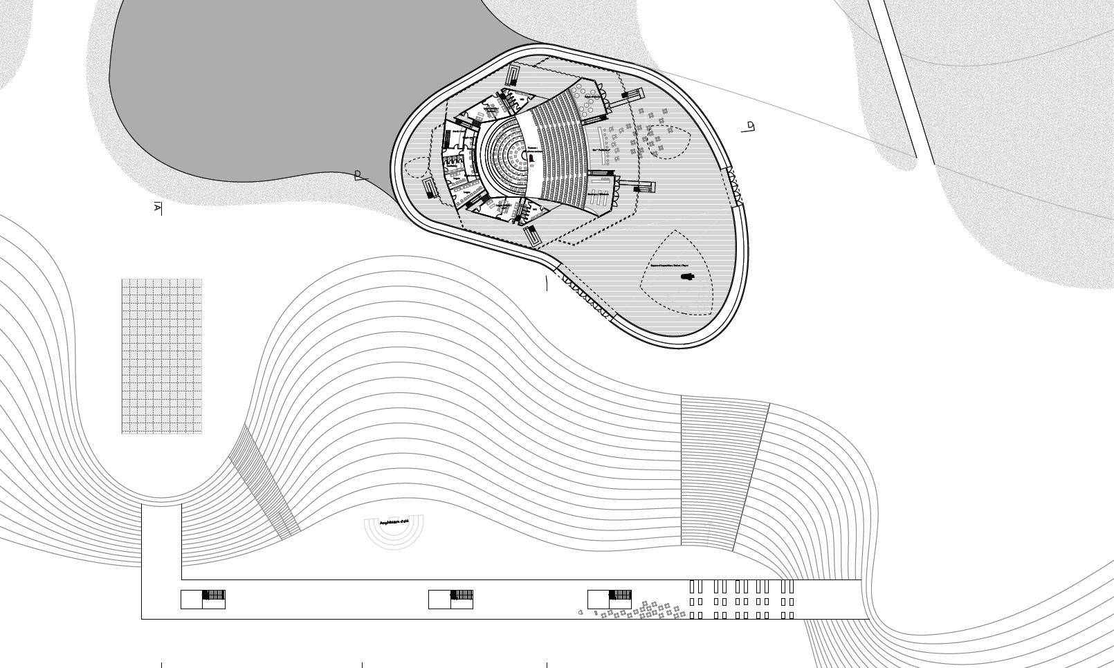Rez - Salle de concert-Philharmonie