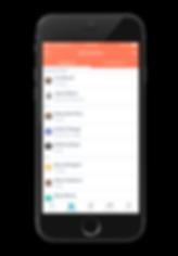 HubSpot Mobile App - iPhone