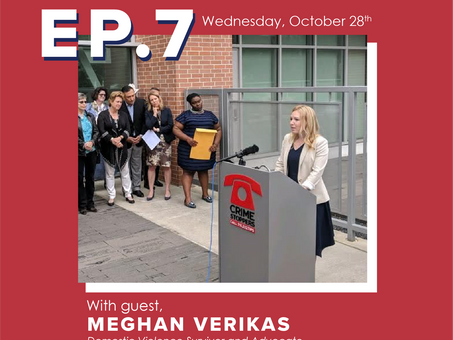 Ep. 7 Meghan Verikas: Surviving the Unimaginable