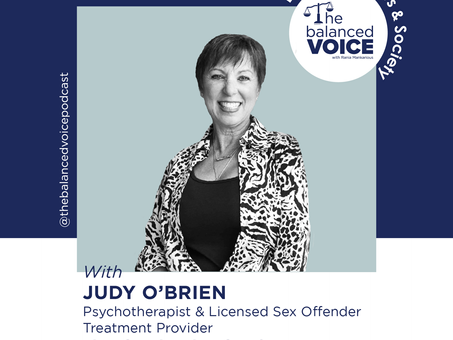 Ep. 31: Judy O'Brien | Offenders & Society