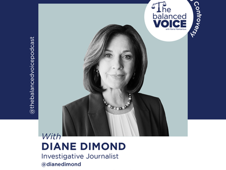Ep. 28: Diane Dimond | Uncovering Controversy