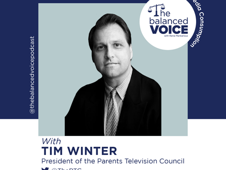 Ep. 17- Tim Winter | Regulating Media Consumption