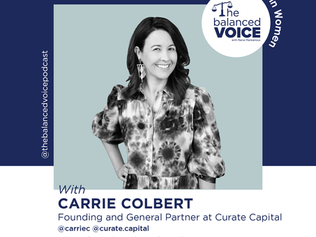 Ep. 26: Carrie Colbert | Invest in Women
