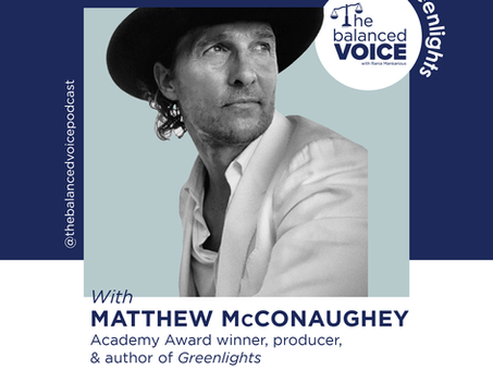 Ep. 23: Matthew McConaughey | Greenlights